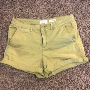 Chino by Anthropologie relaxed 29 shorts